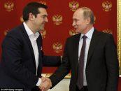 Disperarea Greciei: Premierul Tsipras ar fi cerut Rusiei 10 miliarde de dolari ca sa iasa din spatiul euro