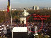 Mare Adunare Nationala pentru unirea Romaniei cu Republica Moldova, la Chisinau