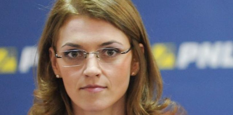 Alina Gorghiu: PNL sustine fara ezitare Codul Fiscal daca Guvernul va arata datele de acoperire a relaxarii fiscale