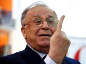 Ion Iliescu: Victor Ponta a facut o greseala. Trebuia mai intai sa aibe un dialog cu conducerea partidului