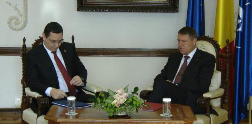 Victor Ponta, lasat in ofsaid. Presedintele Klaus Iohannis, salariu triplat de la 1 august