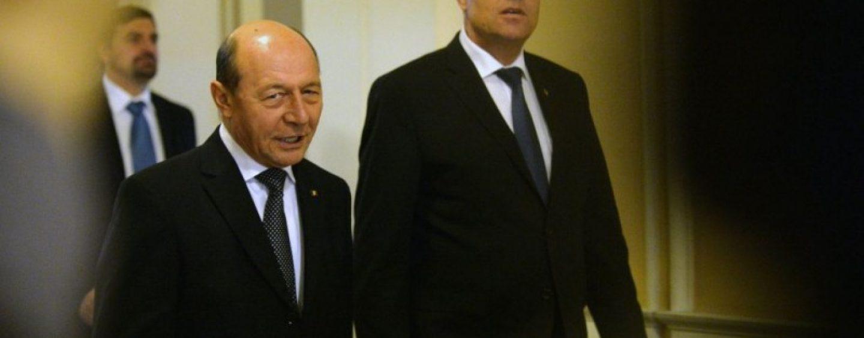 Traian Basescu: Iohannis i-a vandut un pic pe romani. Pentru linistea sa in fata politicienilor