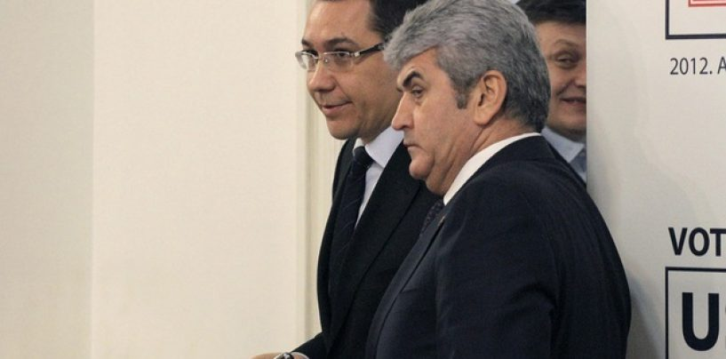 Gabriel Oprea: Liderul coalitiei este Rovana Plumb, Victor Ponta e doar prim-ministru. Cu Liviu Dragnea am baut un pahar de vin