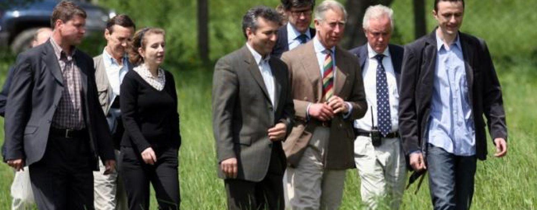 Printul Charles vrea sa cumpere 100 000 ha de padure in Romania pentru a le proteja impotriva taierii ilegale