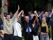 Traian Basescu: Bine ai venit, Mohammad Munaf! Epopeea ziaristilor rapiti s-a incheiat