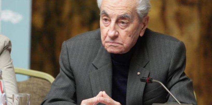 A murit Mircea Ionescu Quintus, la vârsta de o sută de ani