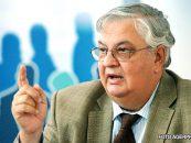 UNPR readuce la viata politica un dinozaur din lumea economistilor. Mircea Cosea, numit sef de departament