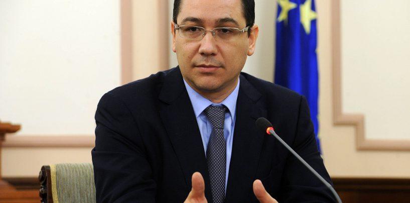 Victor Ponta: Blaga vrea la guvernare sa organizeze alegerile. Nu cumva este el cel care le-a falsificat pe cele din 2009?