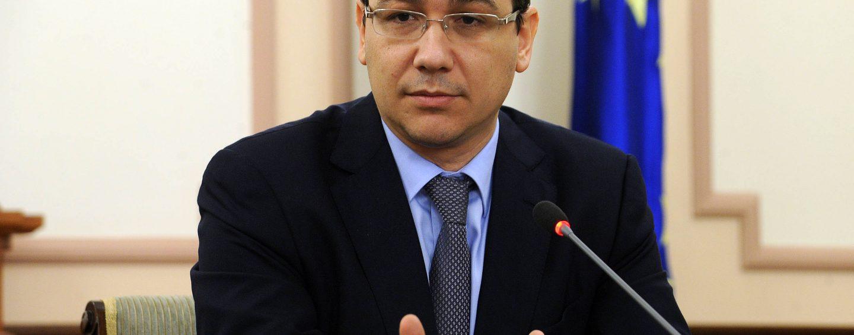 Premierul Victor Ponta este gata sa-si dea demisia. Cu o singura conditie!