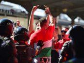 Meci de fotbal incendiar: Ungaria-Romania. Huliganii maghiari au incercat sa-i pe linseze pe fotbalistii nostri