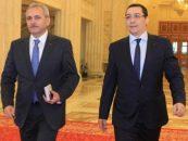 Victor Ponta ar putea ajunge al treilea om in stat