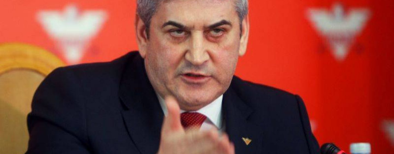 Comisia etica a Universitatii Bucuresti: Teza de doctorat a lui Gabriel Oprea este un plagiat