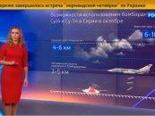 """Pana unde  poate ajunge propaganda ruseasca! """"Vremea este excelenta pentru bombardamente in Siria"""""""