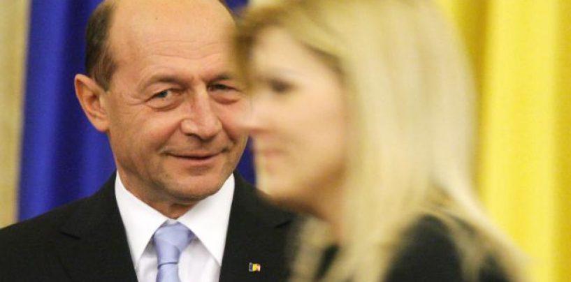 Elena Udrea, vizitata de Traian Basescu, inainte de un vot decisiv in Camera Deputatilor