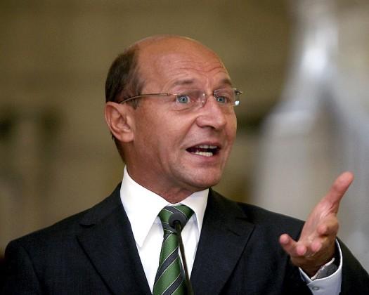Traian Basescu, declaratie la Cotroceni.