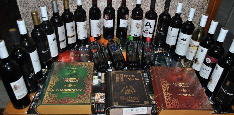O incursiune in fascinanta lume a lui Bachus. Pe urmele drumului vinului din Republica Moldova
