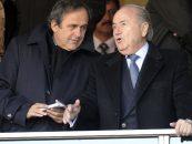 Sefii fotbalului mondial, suspendati din functii. Blatter si Platini, suspecti de fapte de coruptie