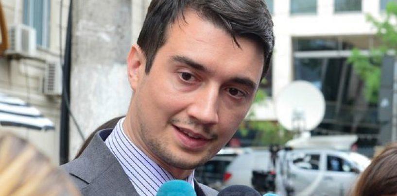 DNA: Nepotul lui Traian Basescu, trimis in judecata pentru trafic de influenta