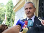 Liviu Dragnea, noul presedinte al PSD. El a fost ales de peste 80 de procente din numarul total de membri de partid