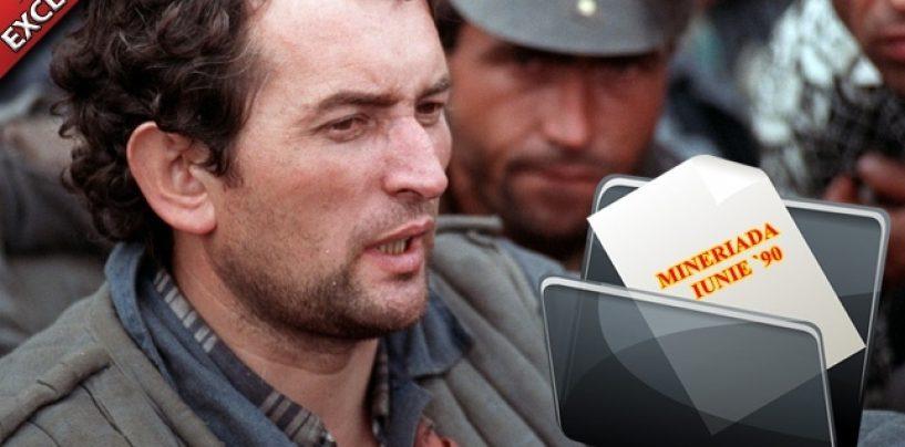 Disperarea lui Miron Cozma: Am fost adus cu japca de gasca securista. Am luat bataie din cauza lui Marian Munteanu