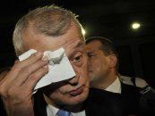 Sorin Oprescu se plange Ministerului Sanatatii pentru modul in care este tratat in arestul preventiv