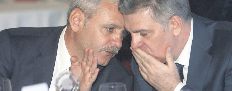 Liviu Dragnea, in tandem cu Valeriu Zgonea. PSD isi va alege noua conducere pe 11 octombrie