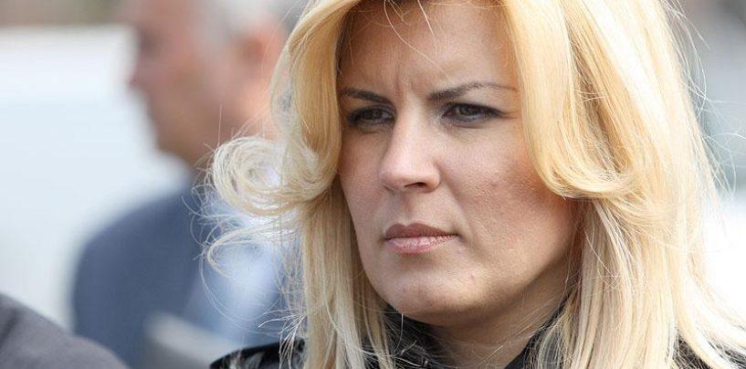 Elena Udrea, la fundul sacului. Nu are bani sa plateasca o cautiune de 5 milioane de lei