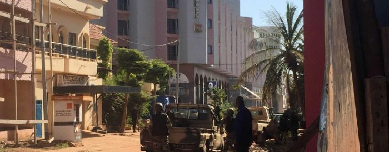Atac armat in Mali, hotel Radisson
