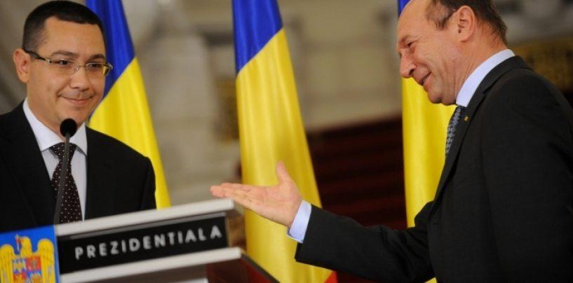 Traian Basescu catre Victor Ponta: Du-te omule si te odihneste-te! Ai guvernat prin minciuna si populism