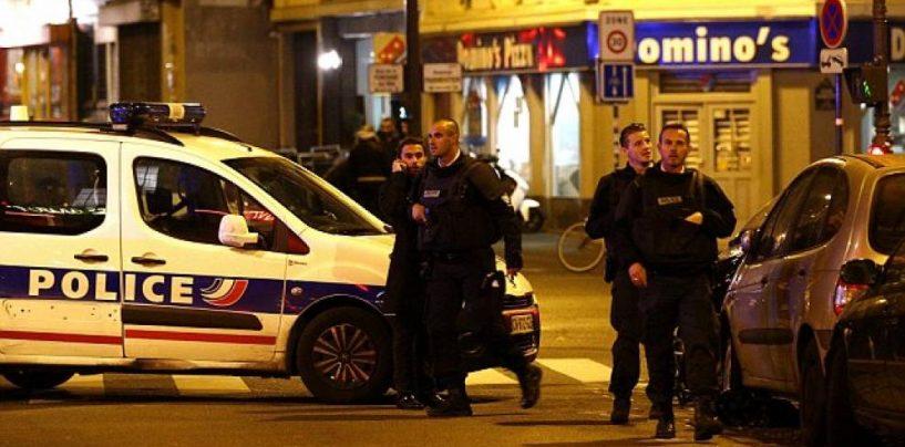 Din nou razboi pe strazile din Paris: 2 teroristi omorati, o femeie s-a aruncat in aer