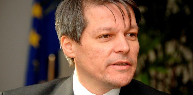 Dacian Ciolos: Singurele criterii pentru functiile de conducere din autoritatile de management sunt cele de competenta