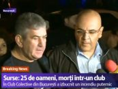 Raed Arafat: Controale la sange in toate cluburile, discotecile si barurile din Bucuresti si din tara