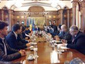 A doua zi de consultari cu partidele la Cotroceni