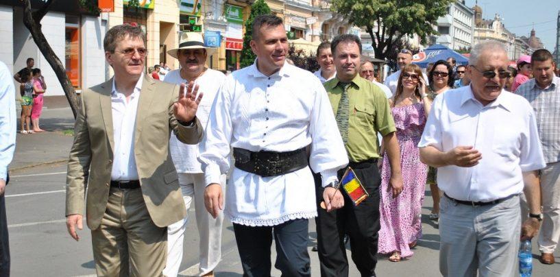 Peste 25 000 de drapele va imparti CJ Satu Mare cu ocazia Zilei Nationale a Romaniei