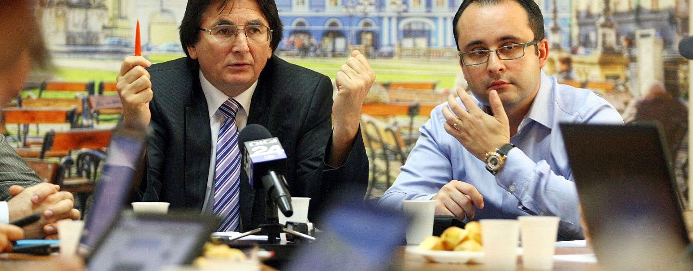 Cum se castiga banii in famiglia lui Cristian Busoi. Afacerile prospere ale finilor cu Primaria Timisoarei