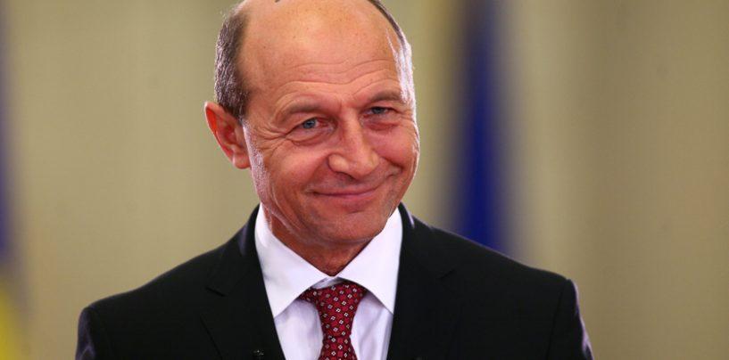 Traian Basescu: Daca nu ar fi existat nefericitii de azi (Ponta si Antonescu), acum eram in Schengen