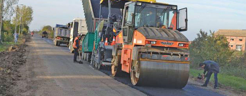 Marea asfaltare din judetul Satu Mare incepe in luna martie