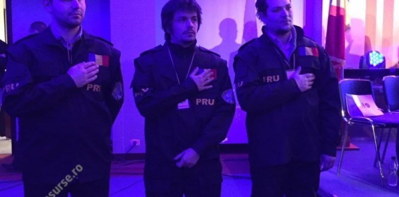 """PRU a infiintat """"Patrula lui Vlad Tepes"""". Trupele paramilitare vor fi conduse de campionul K1, Daniel Ghita"""
