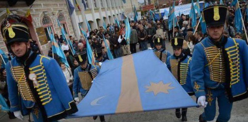 Ziua Maghiarilor de Pretutindeni, sărbătorită în judeţe din Transilvania