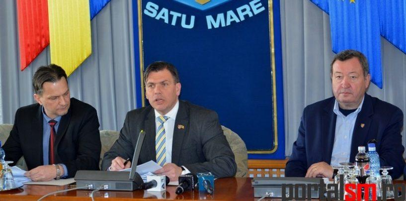 12 milioane de lei pentru primariile din judetul Satu Mare
