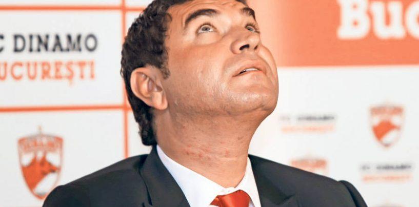 Cristi Borcea, audiat in dosarul FRF privind infractiuni de delapidare si spalare de bani