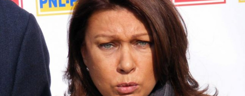 """A ieşit repede de la """"beciul domnesc"""". Senatorul PNL Doina Tudor, cercetată în arest la domiciliu"""