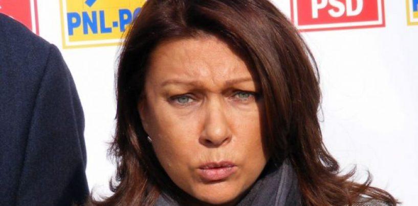 """A ieşit de la """"răcoare"""". Senatorul PNL Doina Tudor, pusă sub control judiciar de ICCJ"""