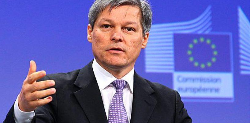 Cioloş pleacă la Bruxelles. Discuţii luni cu preşedintele CE despre migraţie, Schengen şi raportul MCV