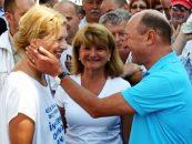 O vrea să candideze la Preşedinţie? Traian şi Maria Băsescu vor să obţină cetăţenia Republicii Moldova