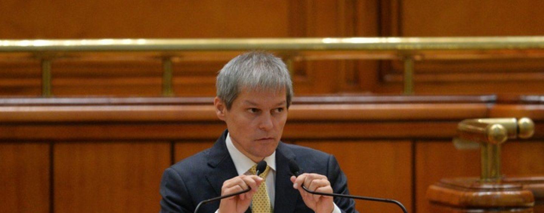 Cioloş: ANAF pune în aplicare o decizie a instanţei, libera exprimare va fi apărată