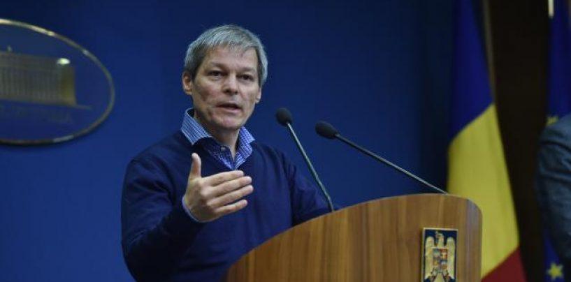 Cioloş merge în Olanda unde va pleda pentru acceptarea României în Schengen
