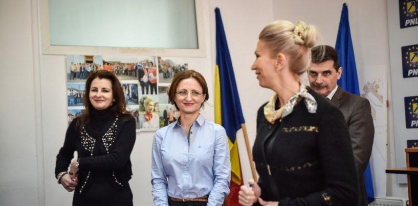Prima femeie PNL candidat, prima suspiciune de incompatibilitate si conflict de interese. Daniela Campean, nominalizarea liberalilor pentru CJ Sibiu
