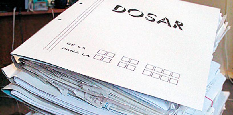 Documente de la sediul Agenţiei Naţionale a Medicamentului, ridicate de procurori