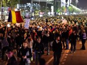 Scandalul ANAF vs. Antene scoate lumea în stradă. Vineri, ziua protestelor în Capitală